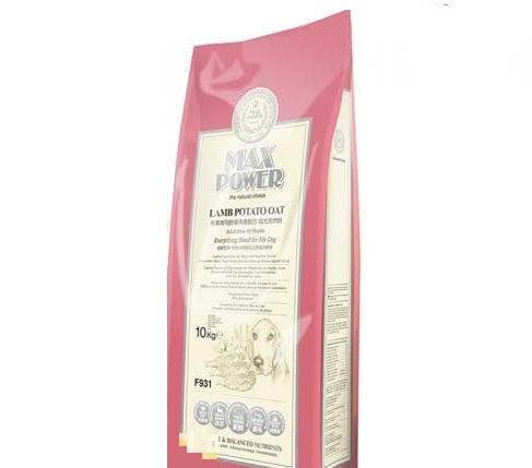 Thức ăn hạt MaxPower Lamb Potato Oat Adult