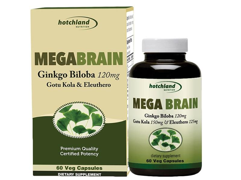 Viên uống hỗ trợ bổ não MegaBrain