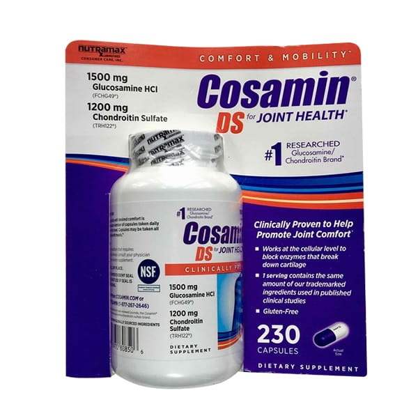 Viên uống Cosamin DS For Joint Healh