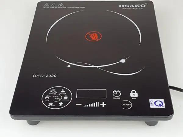 Bếp hồng ngoại Osako OHA-2020 đa chế độ