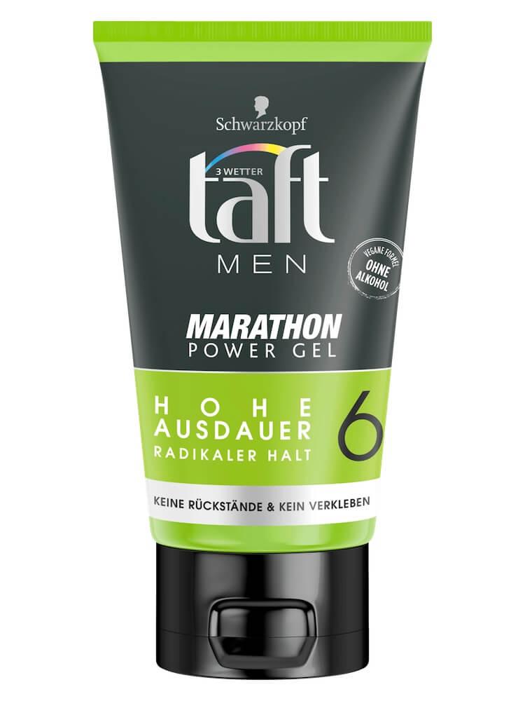 Gel vuốt tóc Taft Marathon Power Gel