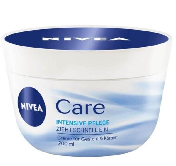 Kem dưỡng ẩm Nivea Care Intensive Pflege