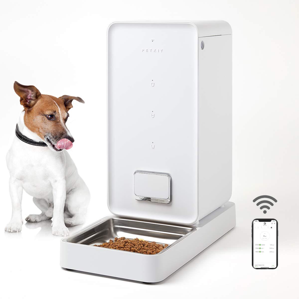 Máy ăn tự động cho thú cưng Petkit Feeder Full size là