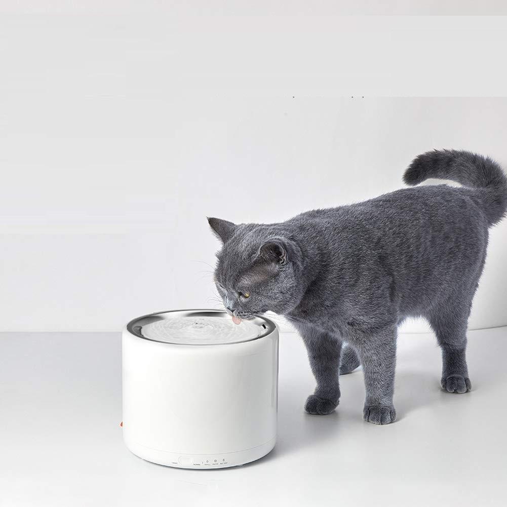 Máy uống nước cho mèo Petkit Version 3 hỗ trợ lọc nước cho mèo