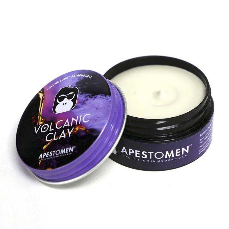 Sáp vuốt tóc Volcanic Clay V4 tạo kiểu tóc chuyên nghiệp