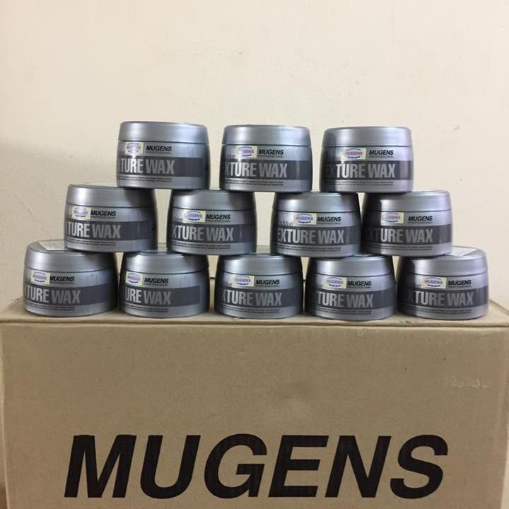 Sáp  Mugens Texture Wax vuốt tóc, tạo kiểu chuyên nghiệp