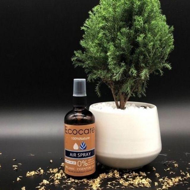 Tinh dầu xịt đuổi muỗi Ecocare Air Spray