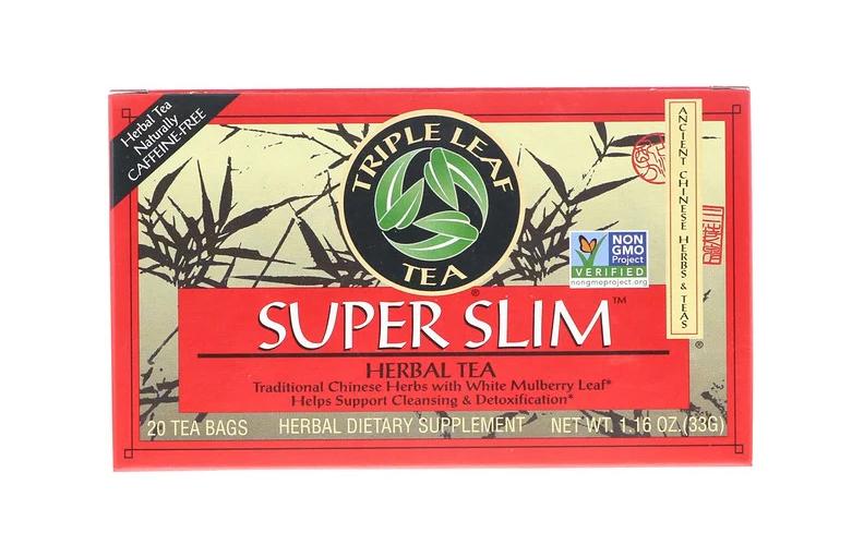 Trà thảo mộc giảm cân Super Slimming hỗ trợ giảm cân hiệu quả