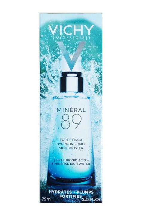 Vichy Mineral 89 75ml mặt trước