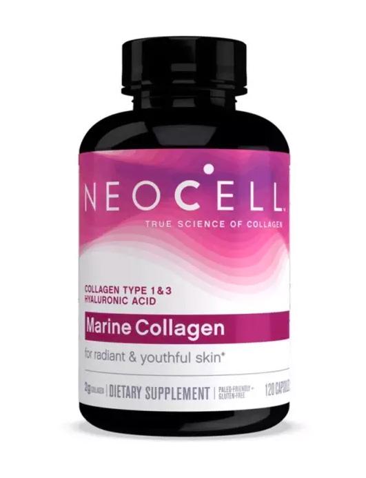 Viên uống Marine Collagen Neocell 2000mg hộp 120 viên