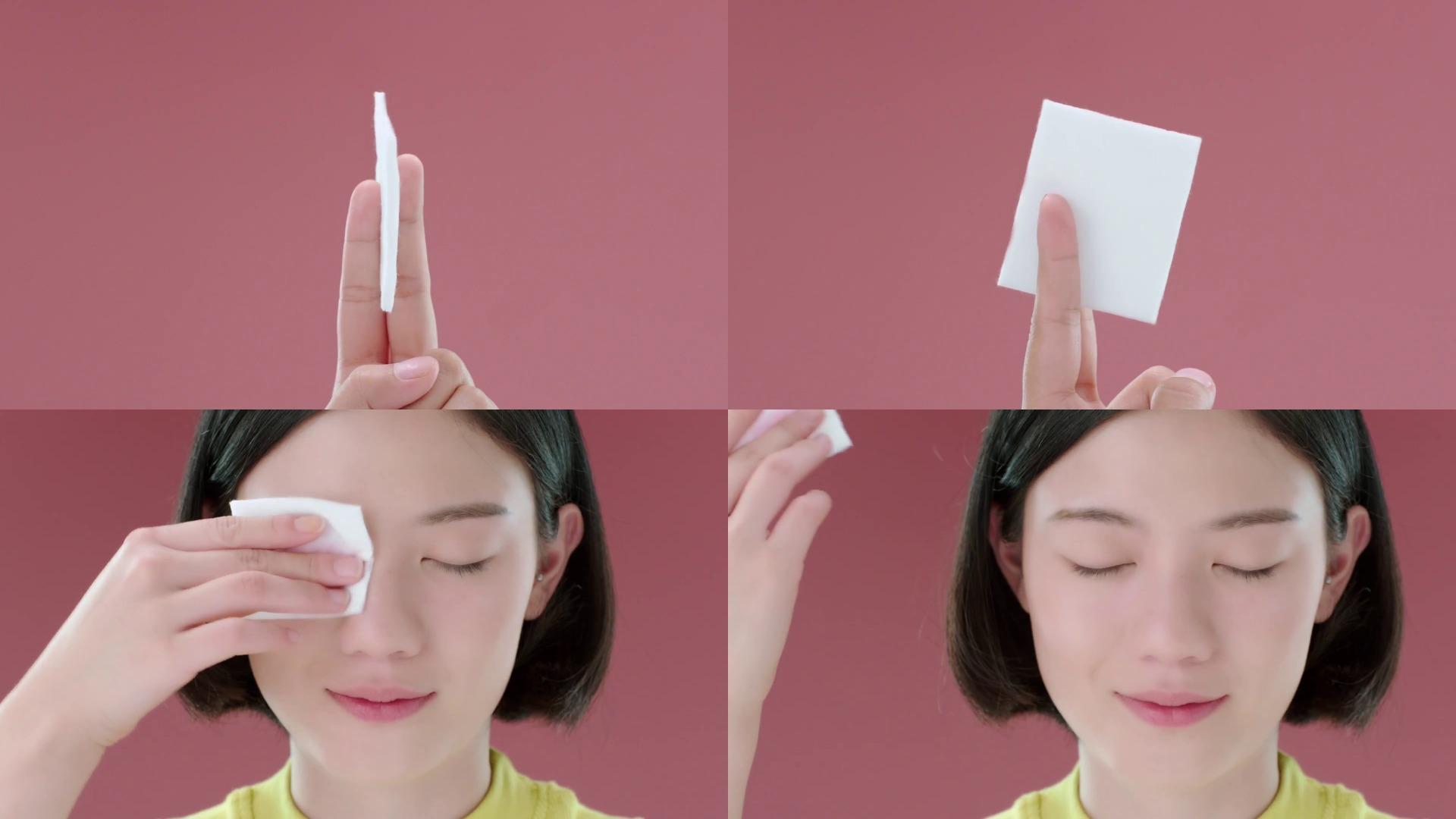 Bông tẩy trang Thái Lan Soft Tip mềm dịu cho da