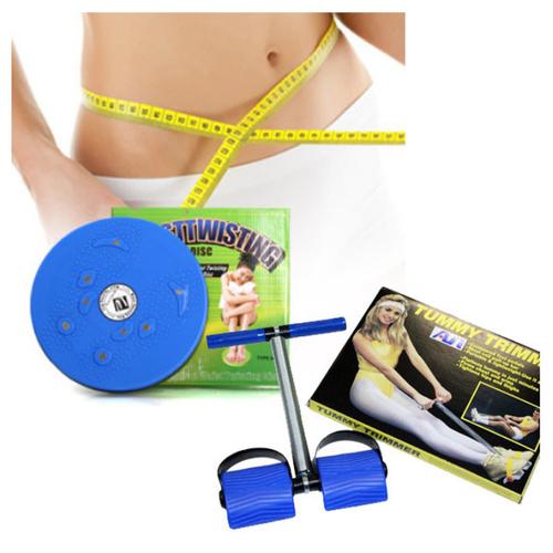 Dây kéo Tummy Trimmer hỗ trợ giảm vòng eo