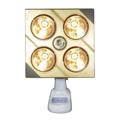 Đèn sưởi nhà tắm 4 bóng Kottman K4B-G