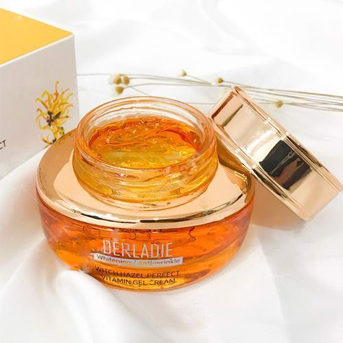 Derladie Perfect Vitamin Gel Cream dưỡng ẩm cho da mụn, nhạy cảm