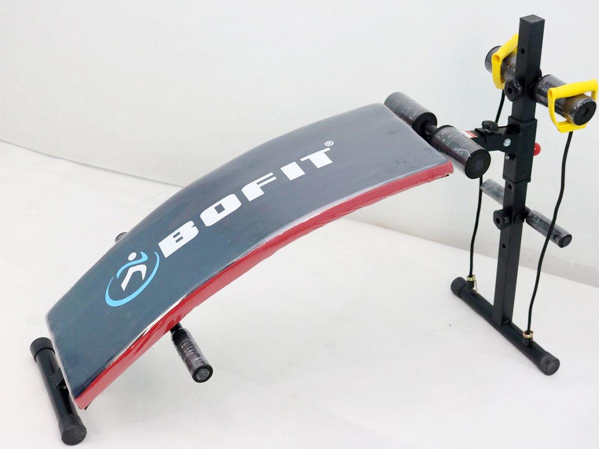 Ghế cong đa năng BoFit 105 tập luyện tại nhà