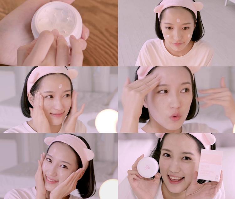 Làn da mướt mịn, trắng hồng rạng rỡ với G9Skin White In Moisture Cream