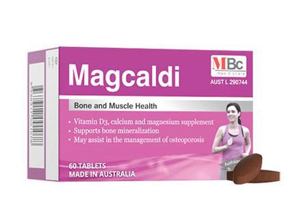 Magcaldi Úc bổ sung canxi và khoáng chất cho mọi đối tượng