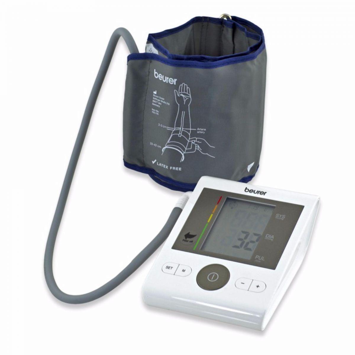 Máy đo huyết áp điện tử bắp tay Beurer BM28