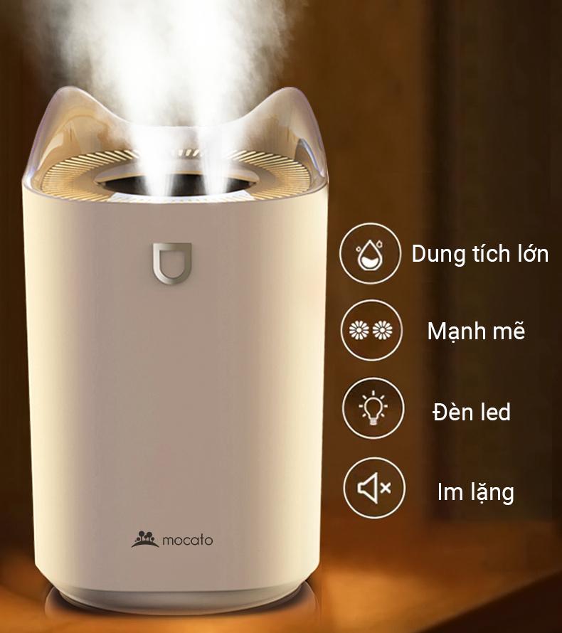Máy tạo ẩm phun sương Mocato Air M501