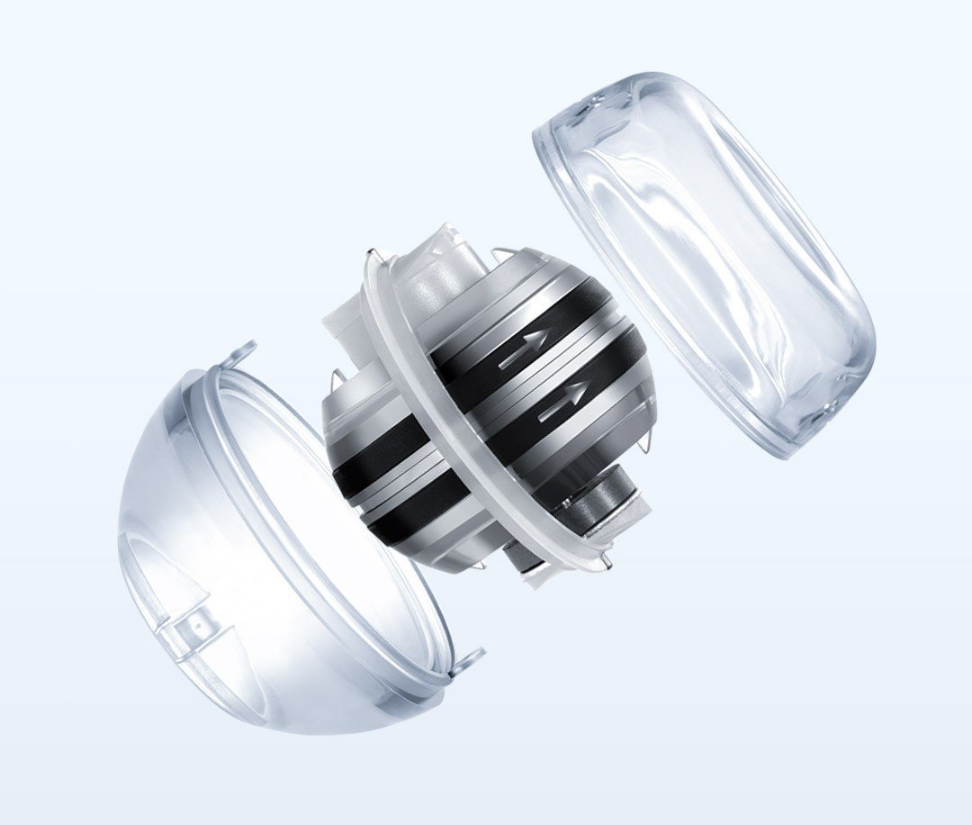 Quả cầu tập cổ tay Yunmai Powerball không sử dụng nguồn điện, bảo vệ sức khỏe
