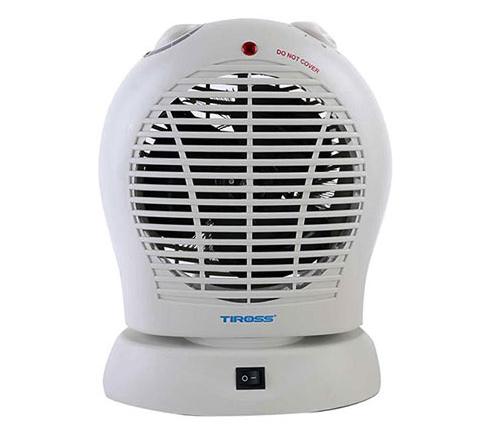 Quạt sưởi 2 chiều Tiross TS944 đa năng sưởi ấm, làm mát
