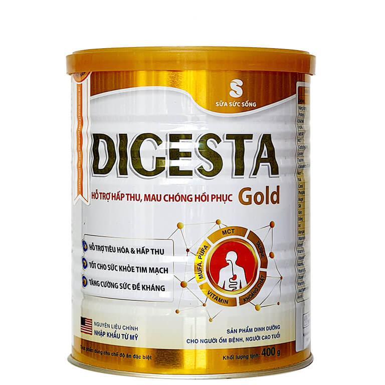Sữa Digesta Gold nguyên liệu nhập khẩu từ Mỹ (hộp 400g)