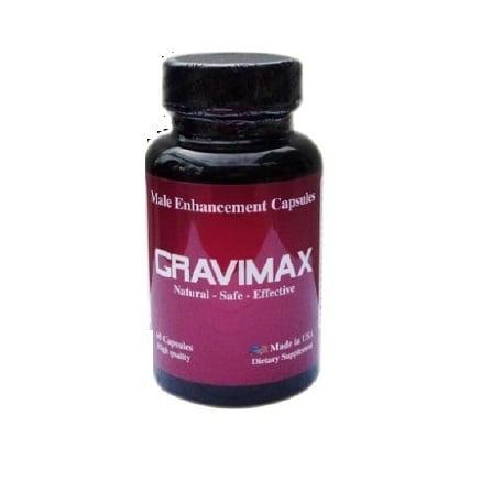 Viên uống Gravimax của Mỹ