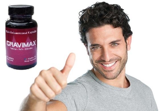 Viên uống Gravimax hỗ trợ cải thiện nhanh các vấn đề về rối loạn chức năng sinh lý