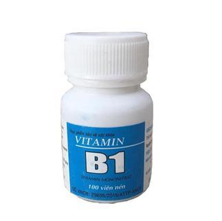 Viên uống Vitamin B1 Đại Y