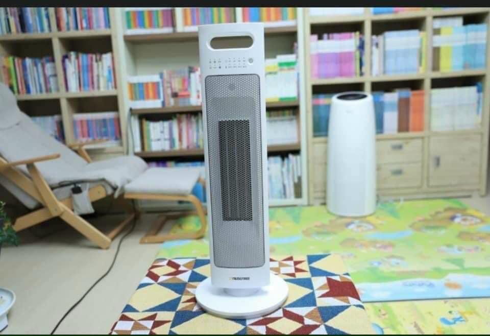 Thiết bị máy sưởi gốm Nemotree Hàn Quốc cảm biến thông minh