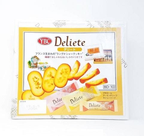 Bánh quy YBC Deliete 60 cái Nhật Bản