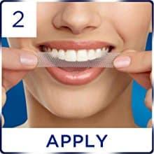 Hướng dẫn sử dụng Miếng dán trắng răng Crest 3D Supreme Flexfit