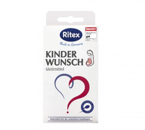 Gel Ritex KinderWunsch Gleitmittel hỗ trợ tăng cường khả năng sinh sản