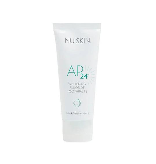 Kem đánh răng AP24 giúp hỗ trợ loại bỏ các mảng bám trên răng mẫu mới