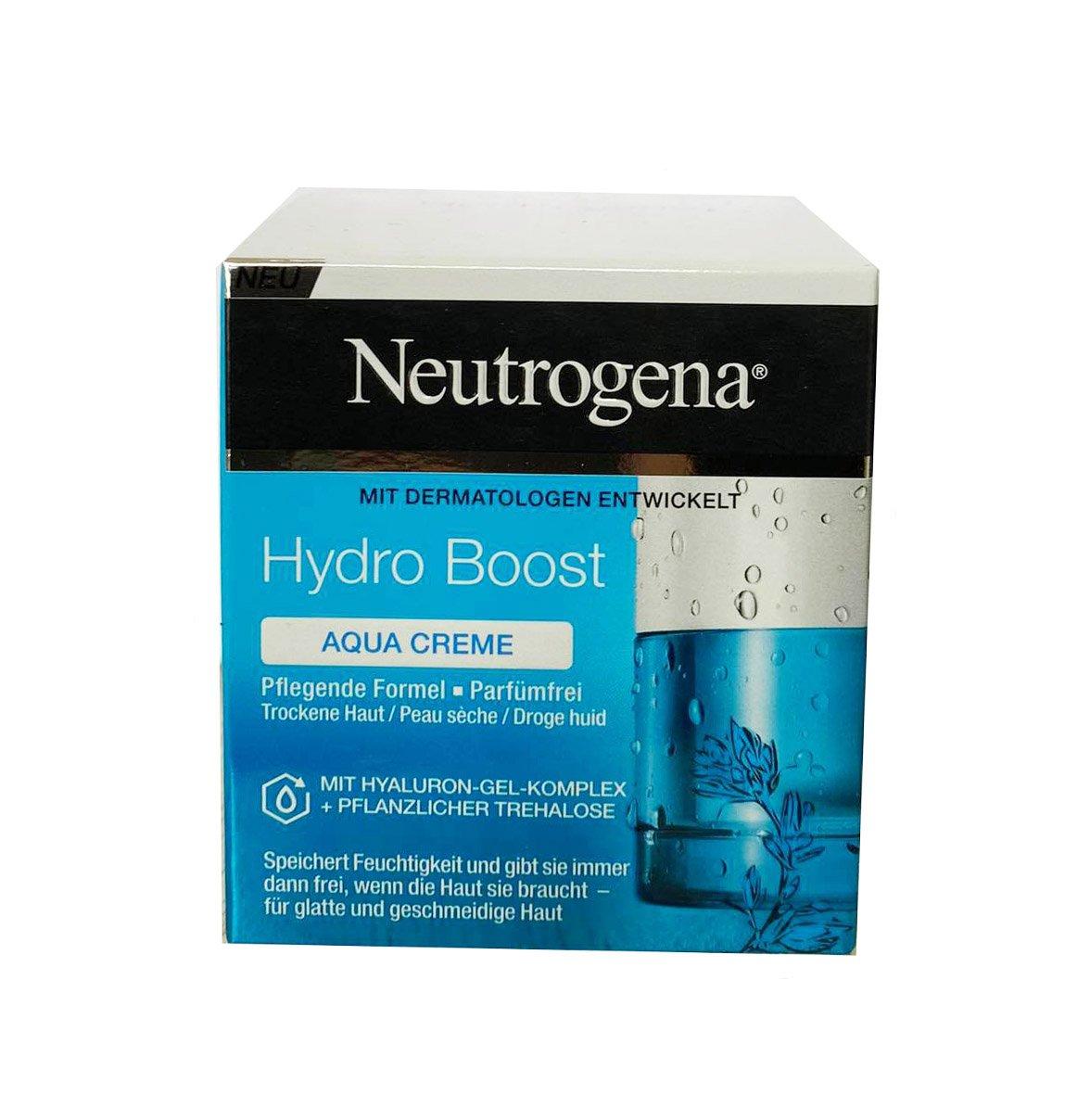 Neutrogena hydro boost aqua Cream cho da khô (bản Đức)