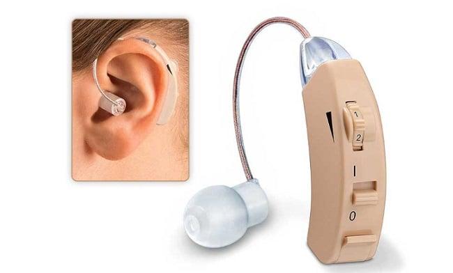 Máy trợ thính sau tai BTE