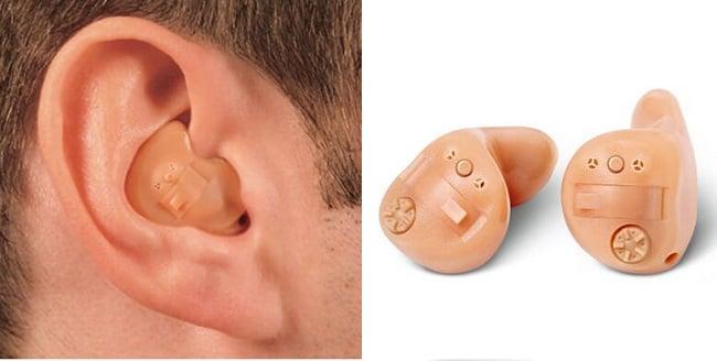 Máy trợ thính trong tai ITE