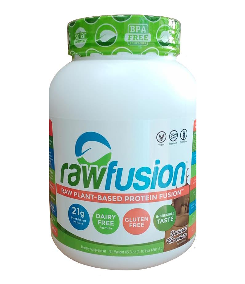 Bột dinh dưỡng Protein SAN RawFusion