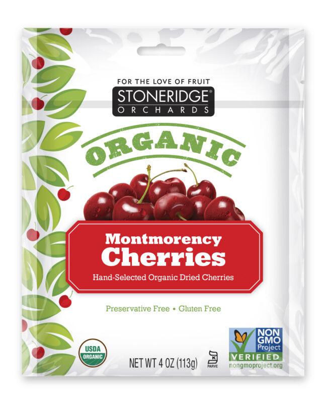 Cherries sấy khô cao cấp Stoneridge Montmorency