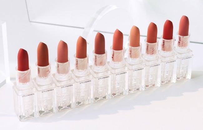 Son 3CE Soft Matte Lipstick