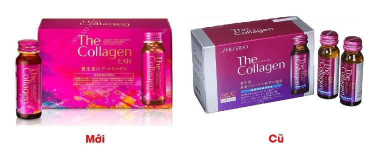 The Collagen Shiseido dạng nước của Nhật