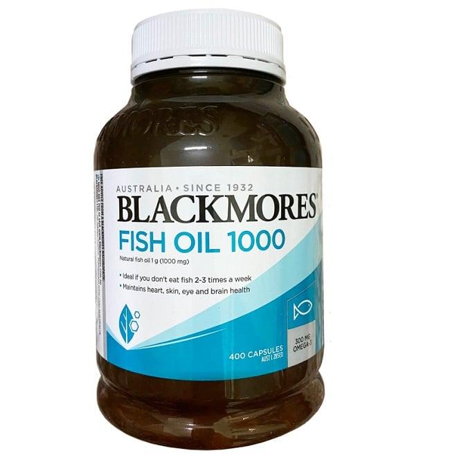Thuốc bổ mắt cho trẻ em Blackmores Fish Oil