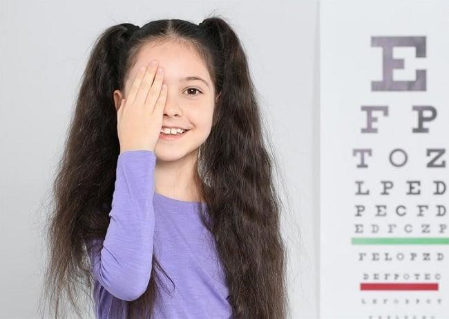 Thuốc bổ mắt cho trẻ em cải thiện tình trạng cận thị, loạn thị.