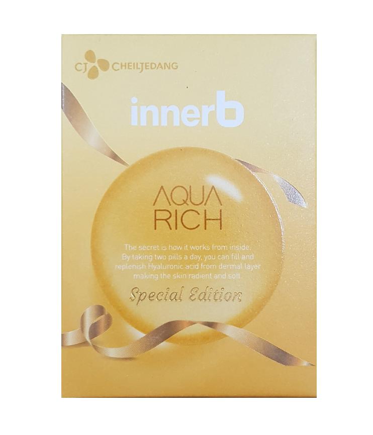 Viên uống Innerb Aqua Rich loại 70 viên mẫu cũ