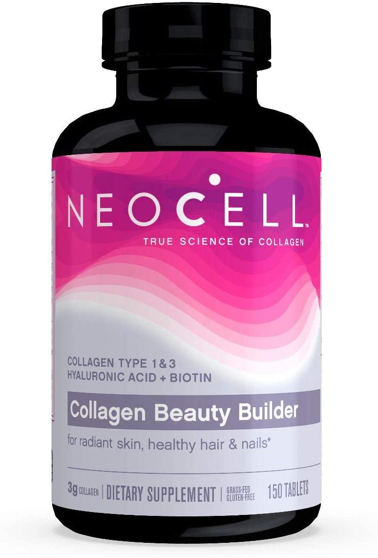 Viên uống Collagen Beauty Builder cho da và tóc chắc khỏe