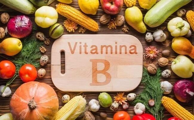 Thành phần vitamin nhóm B bổ mắt cho trẻ em