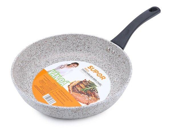 Chảo chống dính men đá Supor F23A24IH dùng được mọi loại bếp