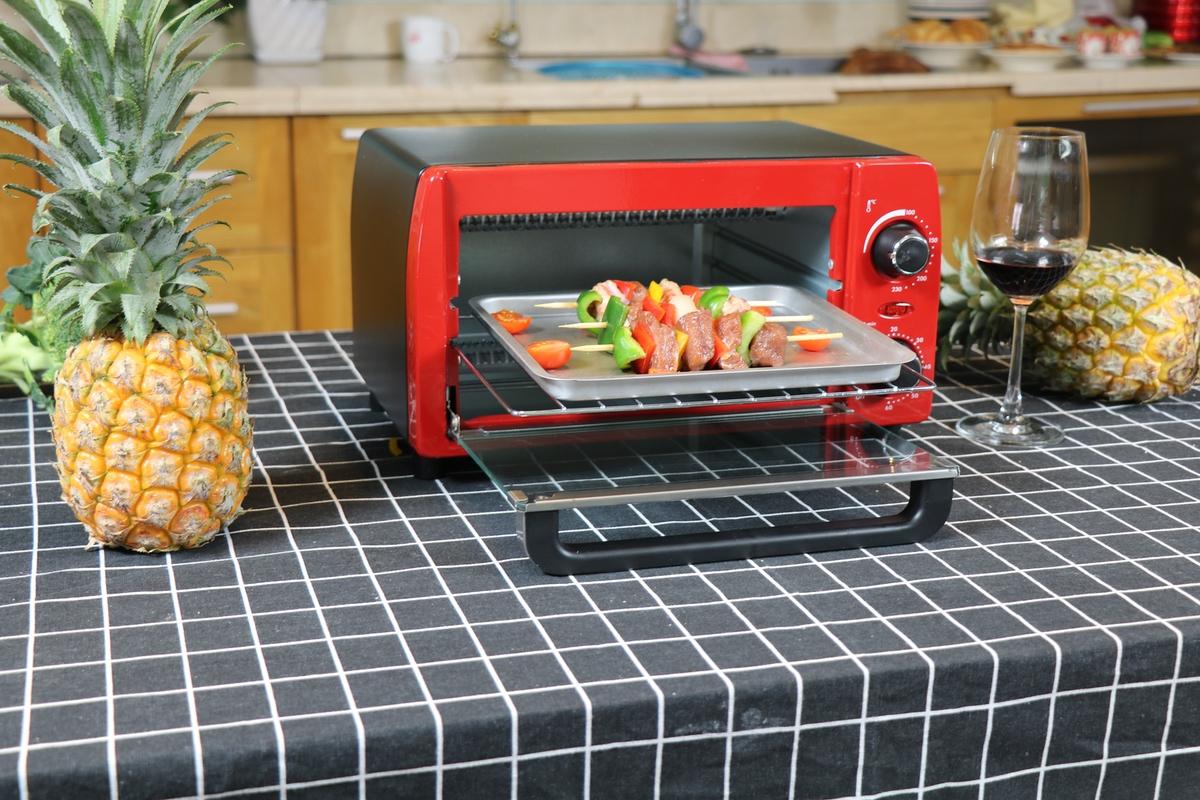Lò nướng điện Nagakawa NAG3210 đảm bảo thực phẩm thơm ngon