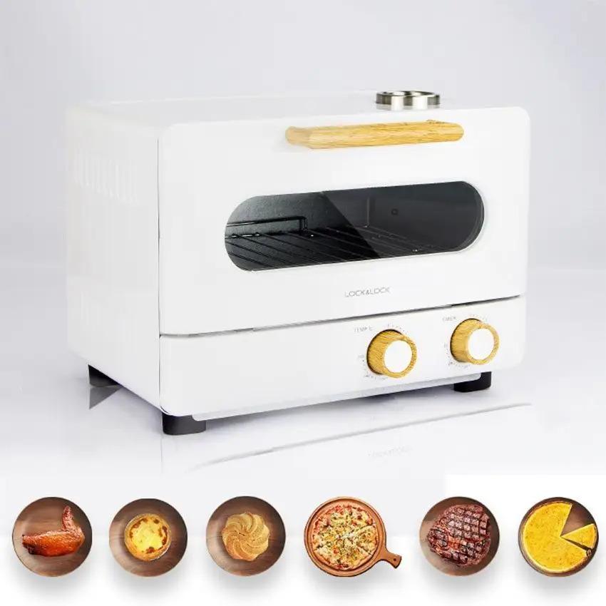 Lò nướng điện Lock&Lock EJO121 hỗ trợ các món nướng nhanh