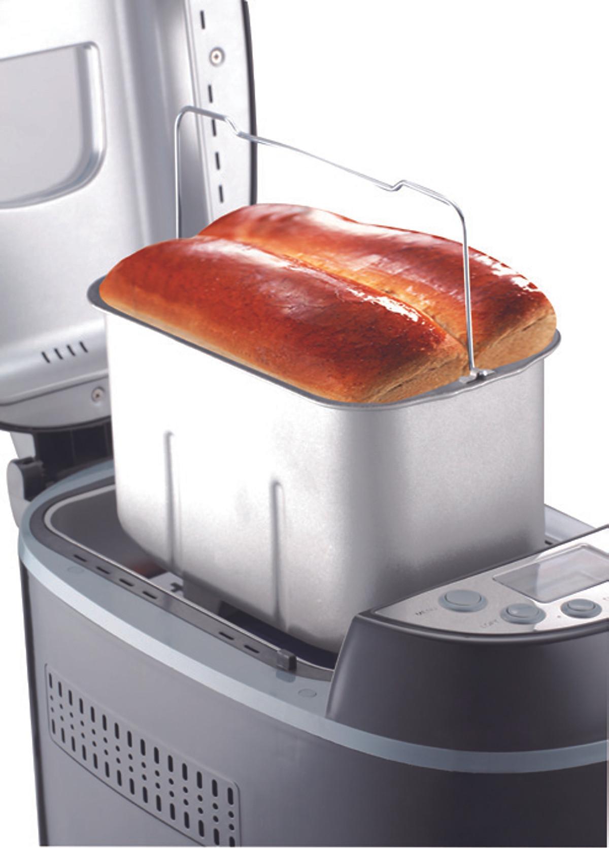 Nướng bánh mì thơm ngon, nhanh chóng